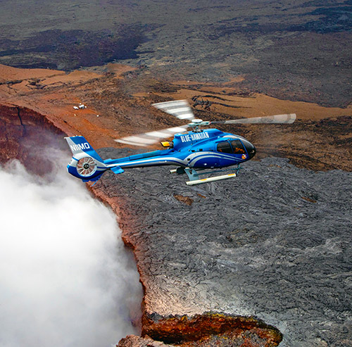 The Best Big Island Helicopter Tour - Blue Hawaiian ... - photo#14